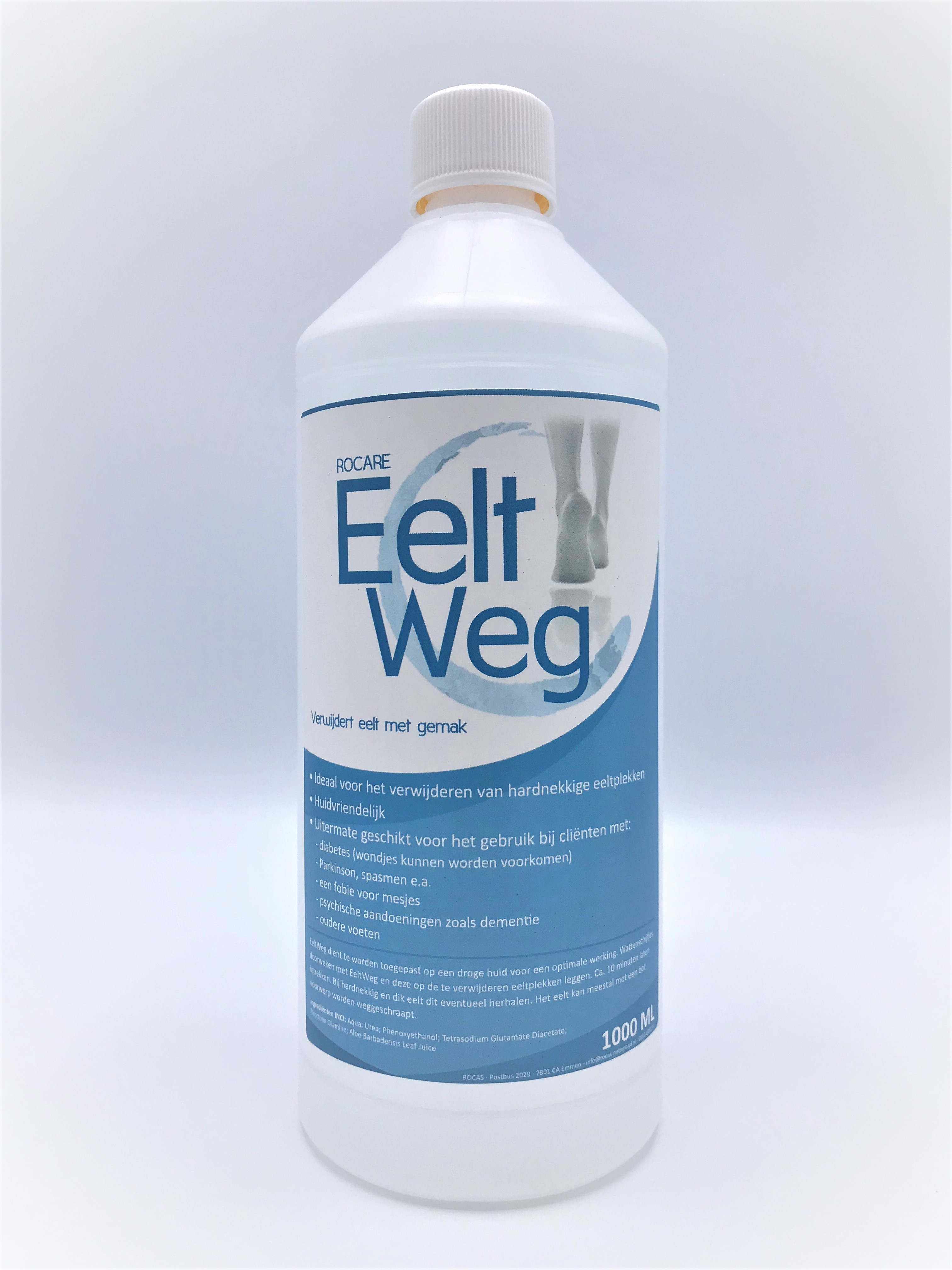 Eelt weg 1 liter