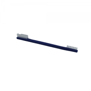 Frezenborstel nylon 2-zijdig blauw