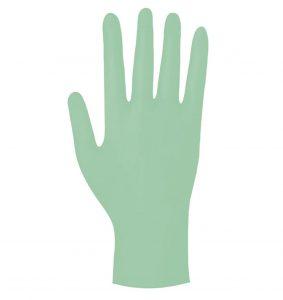 Handschoenen Gentle Skin, AloeCare met Aloe Vera (groen, 100st)