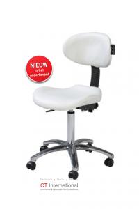 Werkstoel/Tabouret Bellezi Torres Comfort (diverse kleuren)