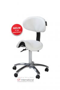 Werkstoel/Tabouret Bellezi Sympatico (diverse kleuren)