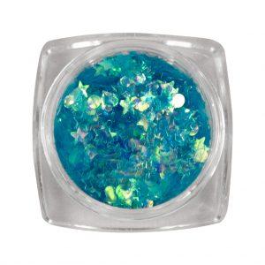 neon inlay blue