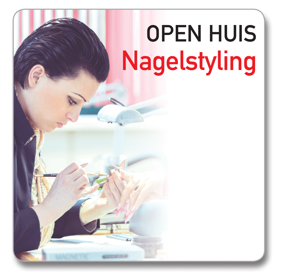 Open Huis Nagelstyling