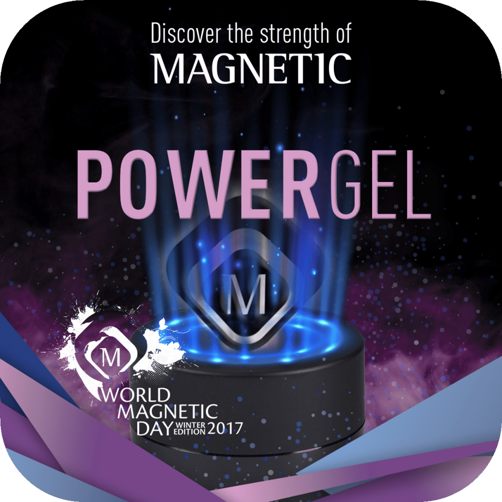 Magnetic Powergel