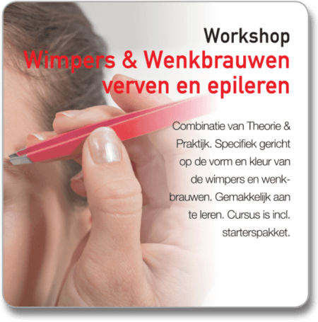 Workshop Verven Epileren