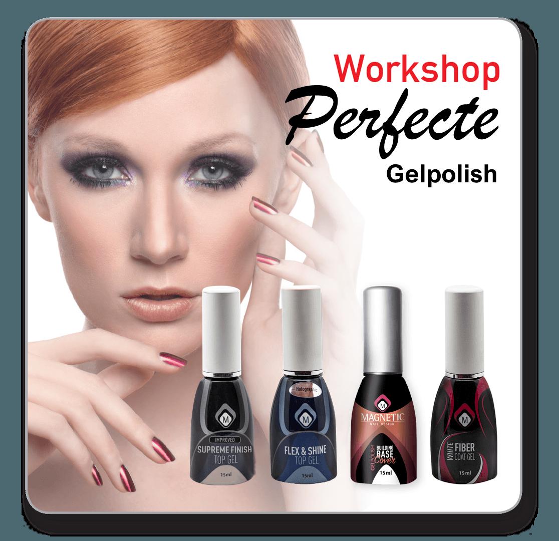 Workshop Perfecte Gelpolish