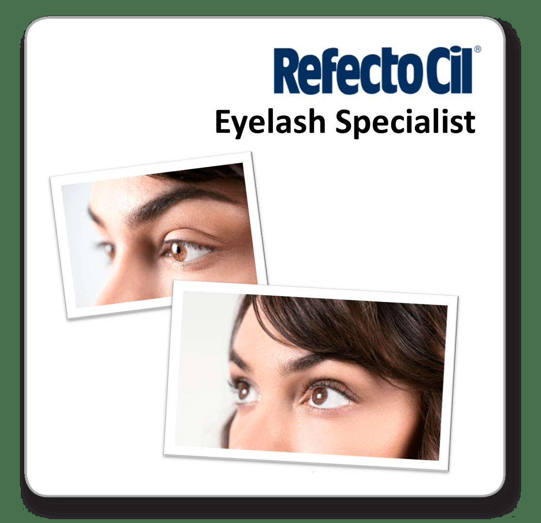 refectocil eyelash specialist