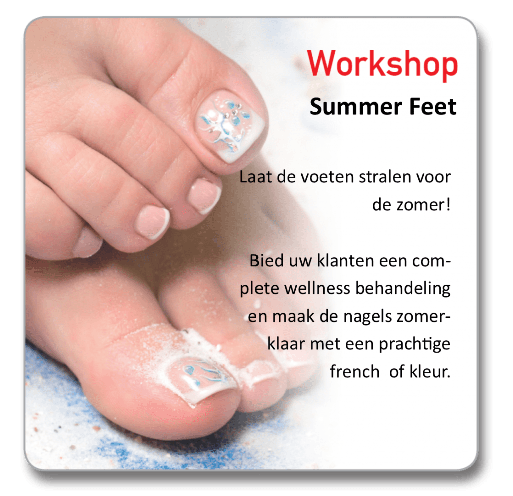 Workshop Summerfeet