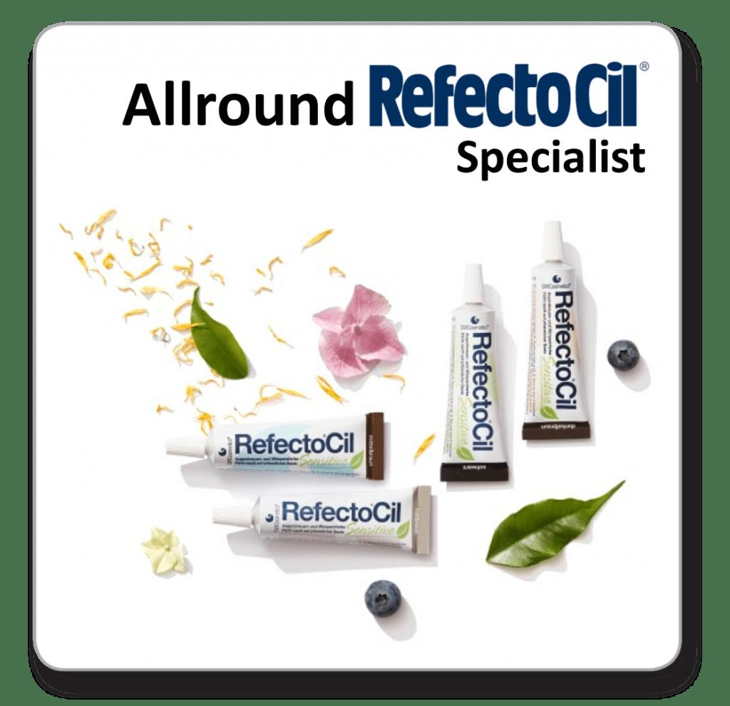 Refectocil specialist