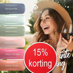 nieuwe kleuren magnetic 15%